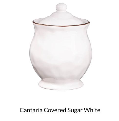 $46.00 Cantaria Sugar Dish