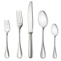 $1,498.00 Malmaison 5 Piece Place Setting Sterling