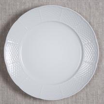 """Sasha Nicholas   Weave 10.75"""" Dinner Plate $28.00"""