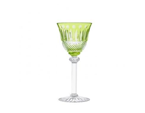 Saint Louis   Tommy Chartreuse-Green Hock $450.00