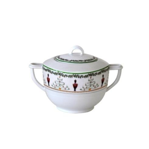 Grenadiers Sugar Bowl with Lid collection with 1 products