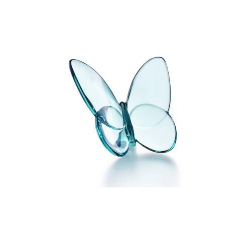 Baccarat   Butterfly Turquoise  $140.00
