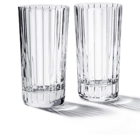 Baccarat   Harmonie Highball pair $280.00