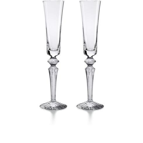 Mille Nuits Flute Pair Clear collection with 1 products