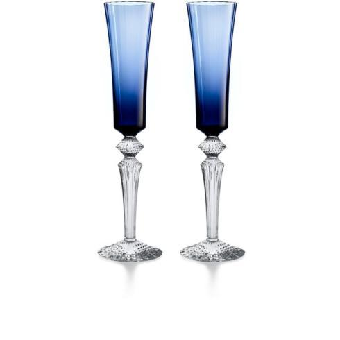 Mille Nuits Flute Pair Midnight collection with 1 products