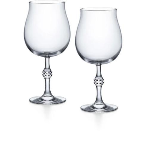 $380.00 JCB Passion Wine Glass Set/2