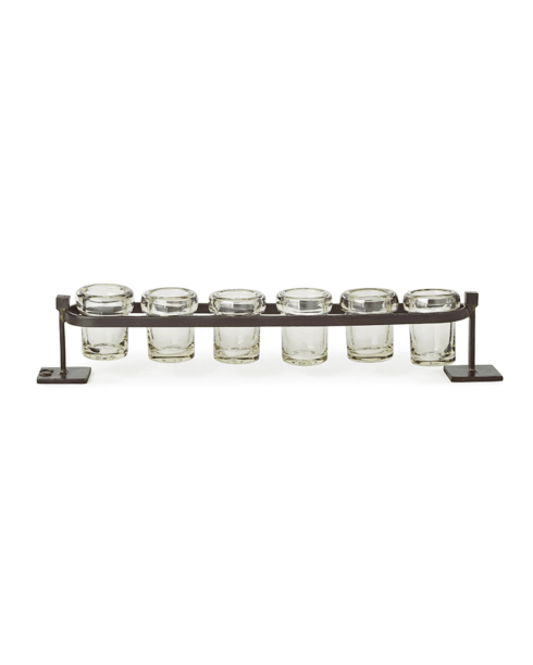 Firedance Rail - 6 Votives collection with 1 products