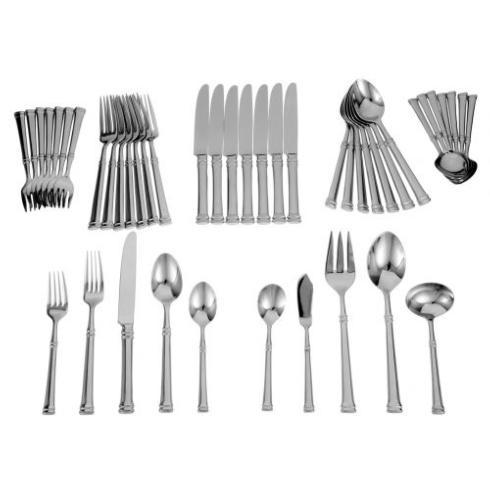 Bramasole 45 Piece Set (S/8 5 Piece Place Setting & 1 5 Piece Hostess Set) collection with 1 products