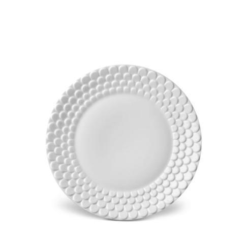 $40.00 Aegean White Dessert Plate