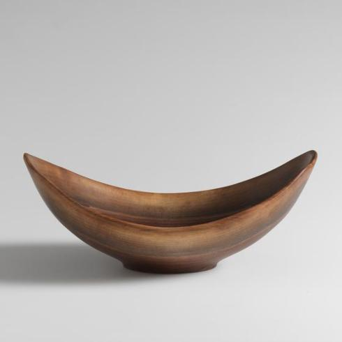 "$440.00 Live Edge 17"" Black Walnte Salad Bowl"