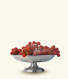 Match   Oval Footed Shallow Bowl $310.00