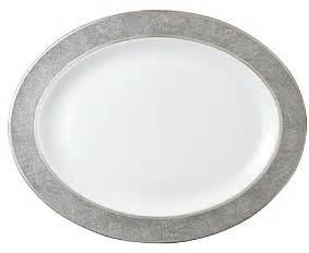 Sauvage Oval Platter 15