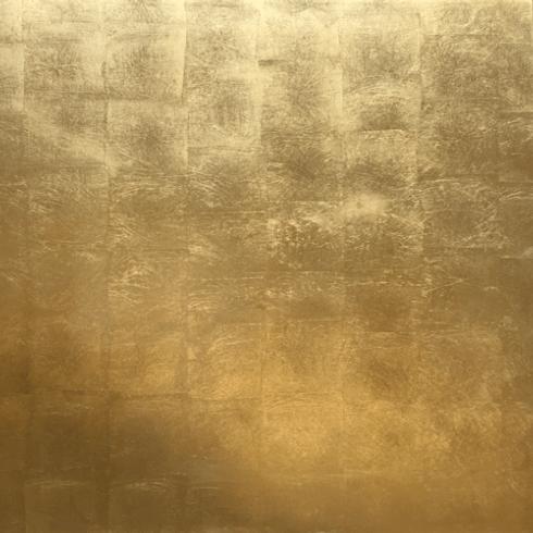 Caspari   Gold Lacquer Square Placemat $39.00