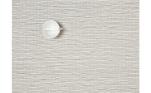 Chilewich   Silver Lattice Rectangular Placemat $16.50