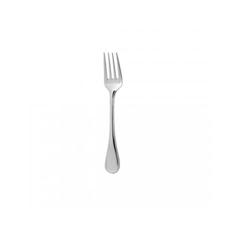 $106.00 Perles Salad Fork Silverplate