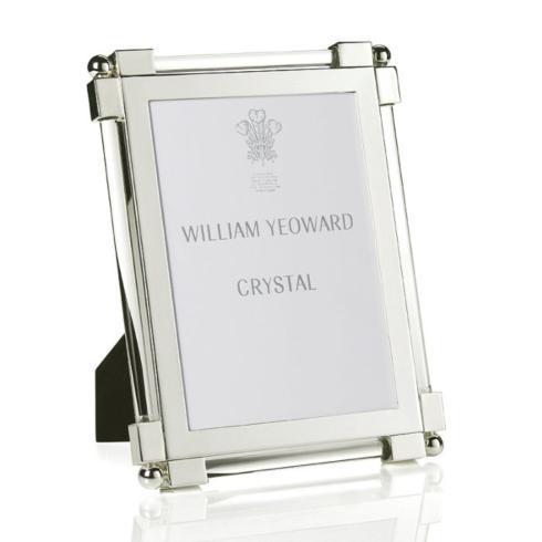"William Yeoward   Classic Glass Clear 5"" x 7"" $280.00"