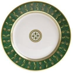 Bernardaud   Constance Malachite Accent Salad Plate $130.00