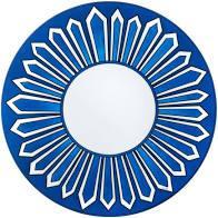 Hermés   Bleus d\'Ailleurs Dinner Plate $170.00