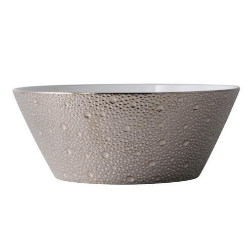 Ecume Platinum Serving Bowl 8