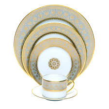 $833.00 Elysee 5pc Place Setting