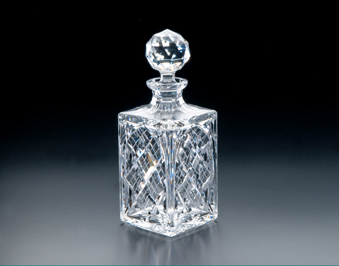 $745.00 Cathedral Sq. Decanter