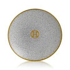 $130.00 Mosaique au 24 Gold Bread & Butter Plate