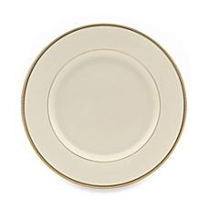 $97.00 Tuxedo Gold Dinner Plate