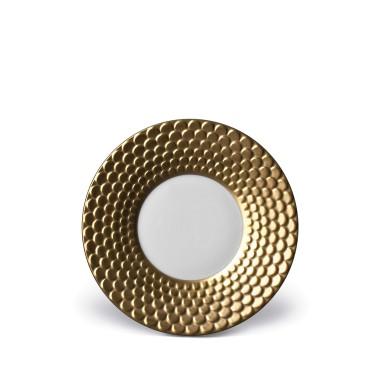 $110.00 Aegean Gold Saucer