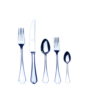 Dolce Vita 5 Piece Place setting stainless collection with 1 products