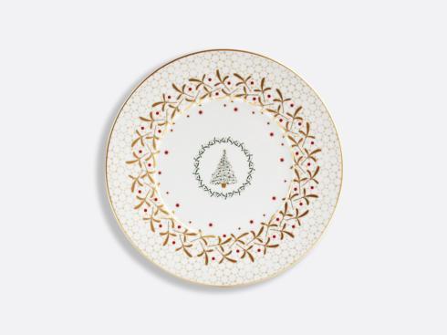 Bernardaud   Noel Dessert Plate $70.00