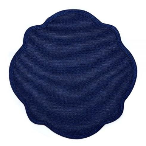 Oxford Blue Monticello Placemat collection with 1 products