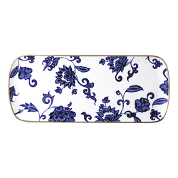 Prince Bleu Cake Platter Rectangular collection with 1 products