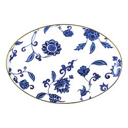 "$789.00 Prince Bleu Platter 15"""