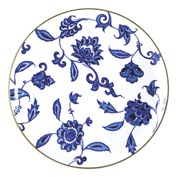 Prince Bleu Tart platter Round collection with 1 products