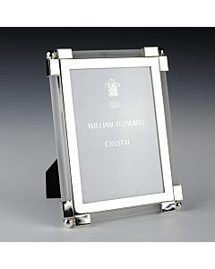 "William Yeoward   Classic Satin Clear 5"" x 7"" $280.00"