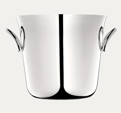 "$860.00 Vertigo Champagne Bucket 7.5"" x 8.25"""