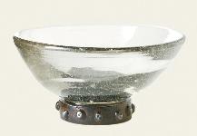 Jan Barboglio   Pulque Bowl clear $75.00