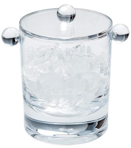 $60.00 Acryllic Ice Bucket with Lid 60 oz.