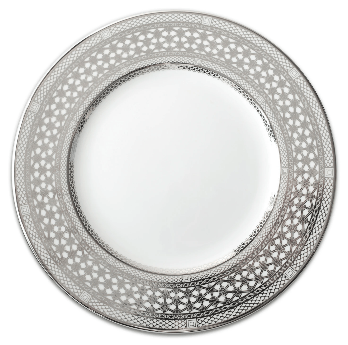 Caskata   Hawthorne Ice Dinner Plate $95.00