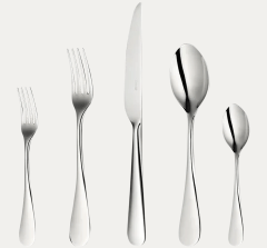 $111.00 Origine Stainless 5 Piece Place Setting