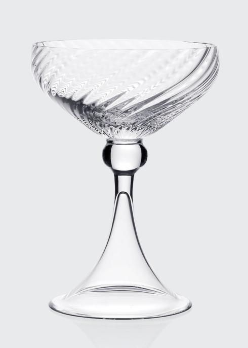 $150.00 Venetia Champagne Coupe