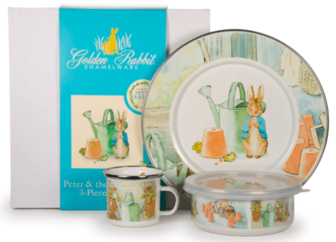 $56.25 Watering Can Childs Set 3 Piece