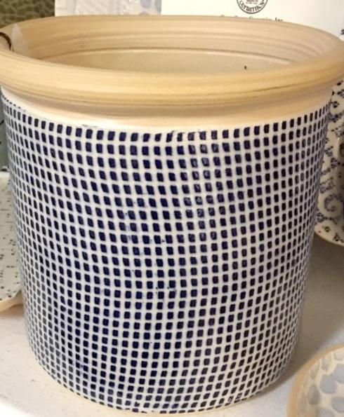Cobalt Pixle Wine Chiller/Crock collection with 1 products