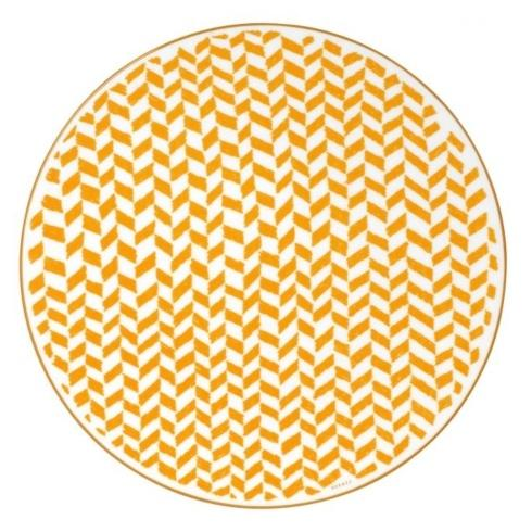 Hermés   A Walk In The Garden Dinner Plate - Yellow $160.00