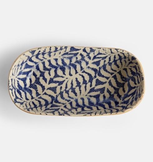 $134.00 Cobalt Aspen Bread Bowl