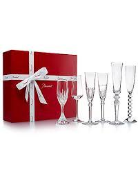 Bubble Champagne - Set of 6 Flutes collection with 1 products