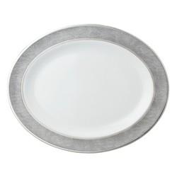 $320.00 Sauvage Oval Platter 13
