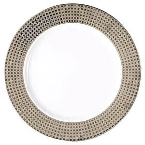 Athena Platinum Service Plate collection with 1 products