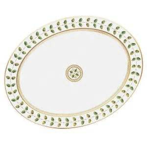 """Bernardaud   Constance Oval Platter 13"""" $585.00"""