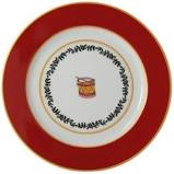 Grenadiers Accent Salad Plate Red Drum collection with 1 products